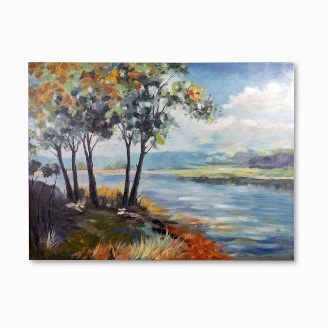 Cuadro-paisaje-arboles-90x120x3