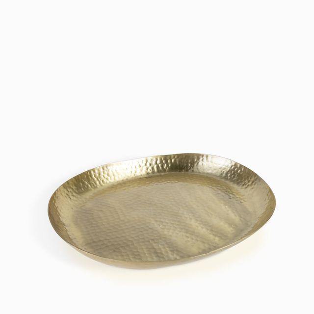 Bandeja-oval-dorada-50x33cm